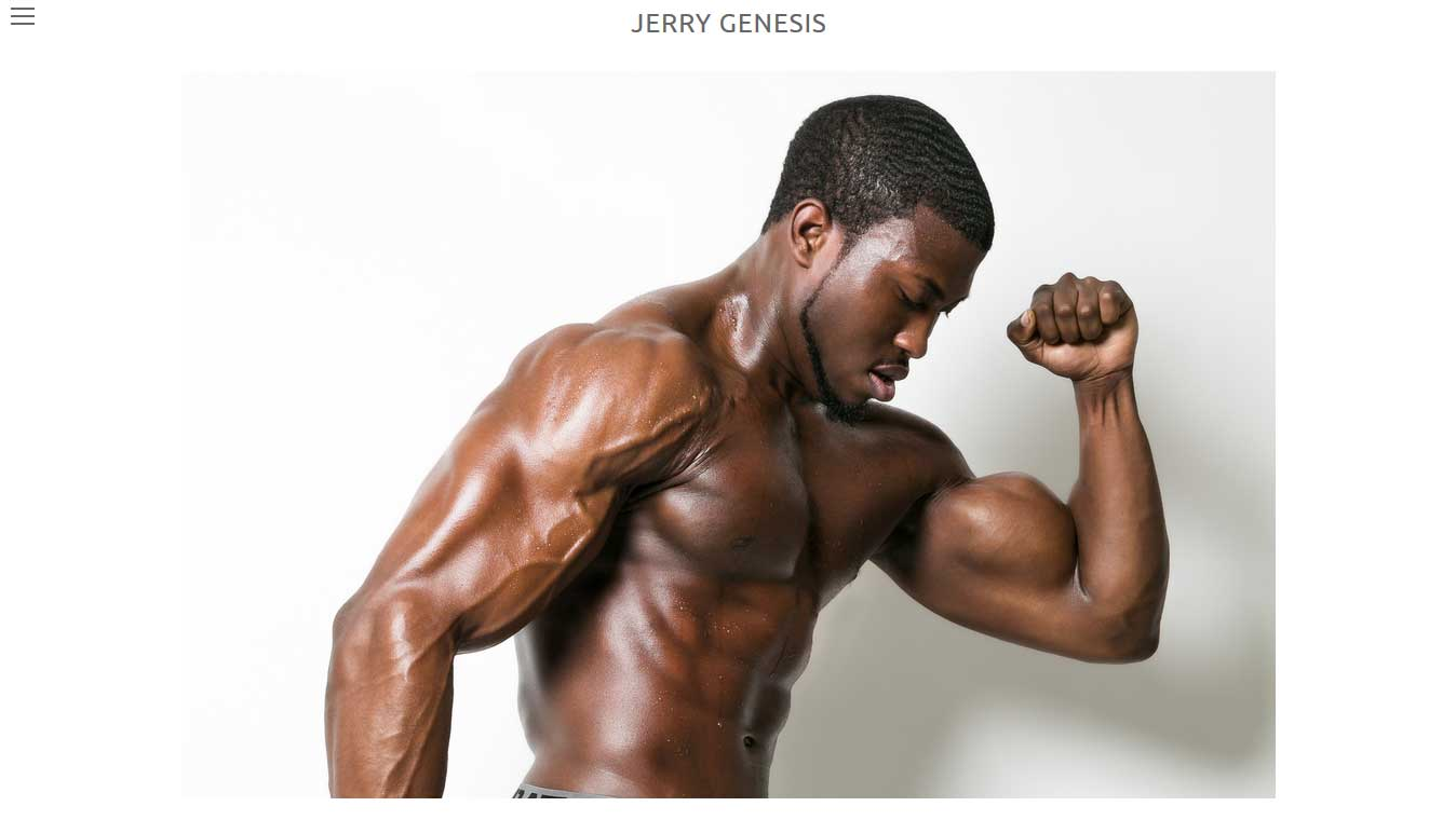 Jerry Genesis Homepage